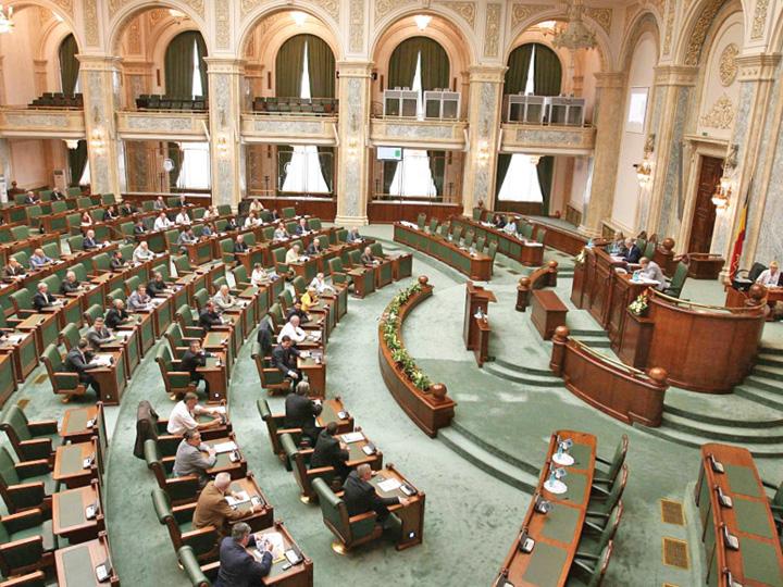 plen Senat Noul Cod penal a trecut ca TGV ul prin Senat