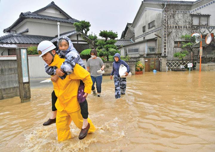 ploi medalion Ploi ucigase in Japonia