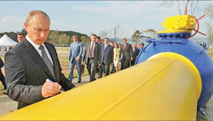 putin conducta Vrea, nu vrea, Europa arde gaz rusesc