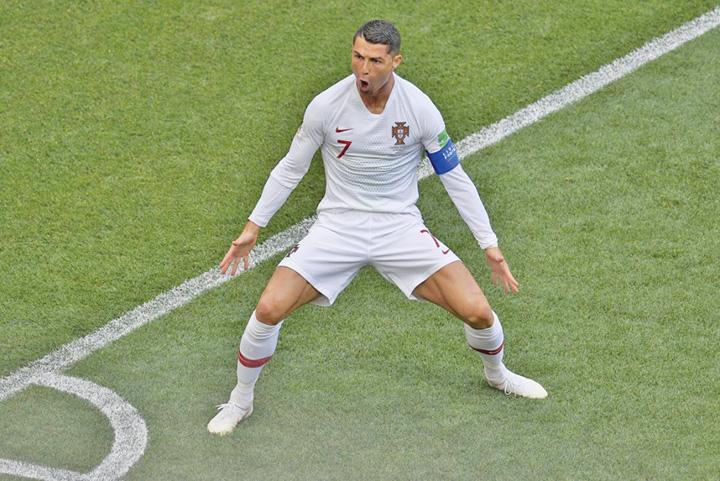 ronaldo 3 Medicii, socati de Ronaldo