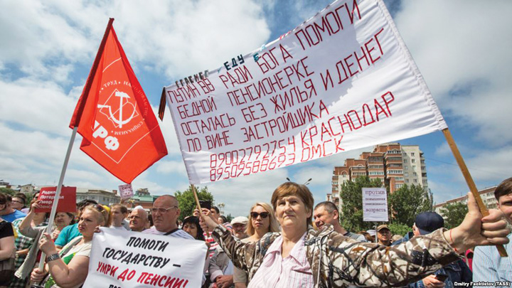 rusia proteste Putin castiga Mondialul dar ii pierde pe rusi