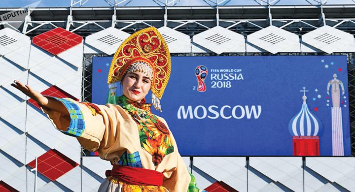 rusia Putin, campionul Mondialului