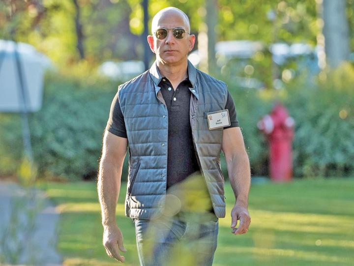 sclavie Jeff Bezos, un sef al sclavilor