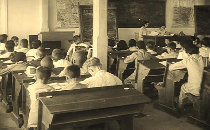scoala Orasul fantoma al lui Henry Ford