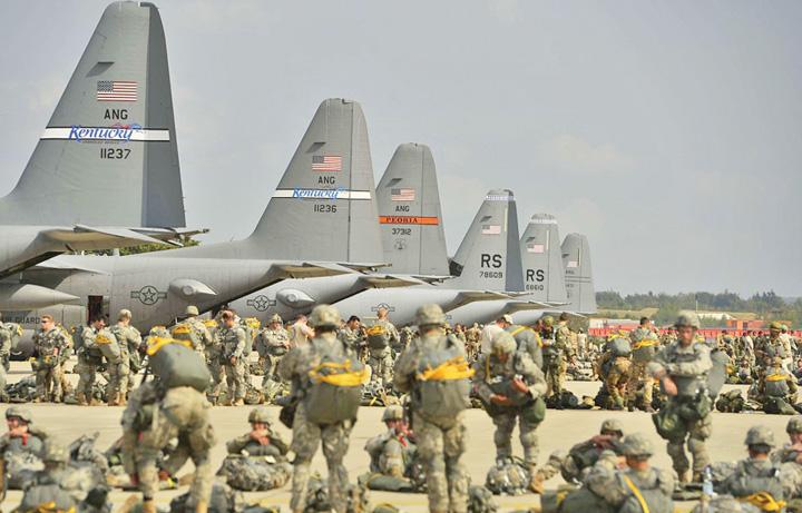 soldati germania SUA si ar putea retrage trupele din Germania