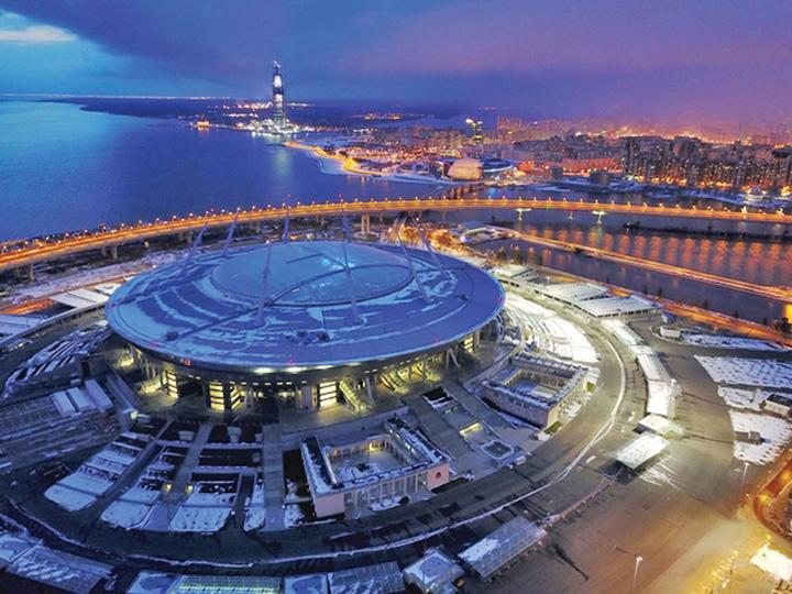 stadion 1 Ce face Putin cu stadioanele?