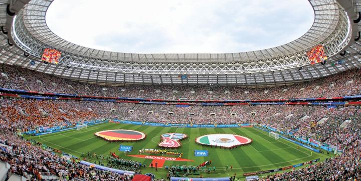stadion mare Ce face Putin cu stadioanele?