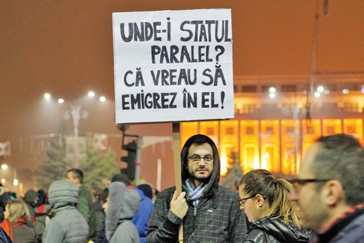 statele romaniei Uniti Statul Paralel cu Statul de Drept. Traiasca, Statele Unite ale Romaniei!