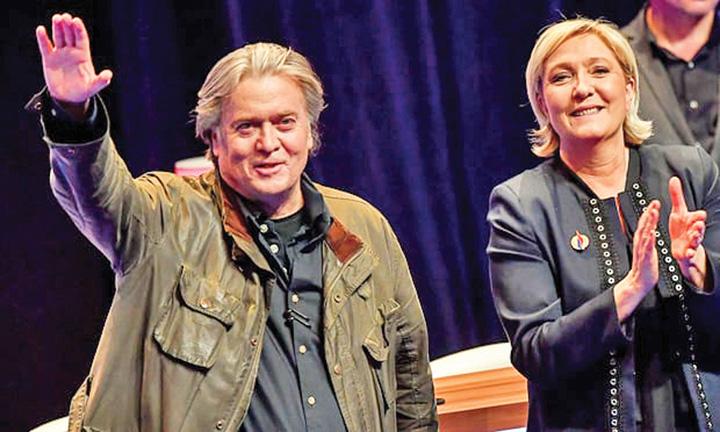 steve bannon Vanatorul lui Soros debarca in Europa
