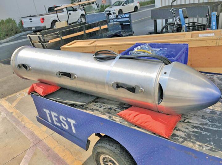 "submarin 2 Elon Musk lanseaza ""Submarinul pentru copii"""