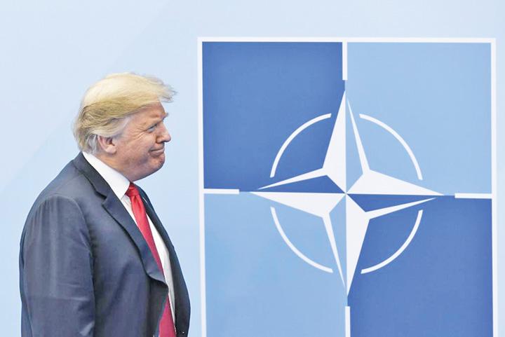 trump 1 1 Zilele NATO sunt numarate