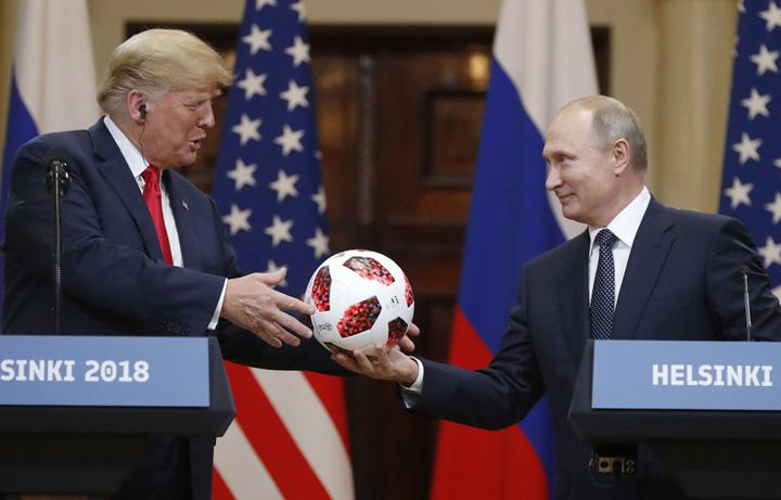 trump 4 Trump, crucificat dupa summit ul cu Putin