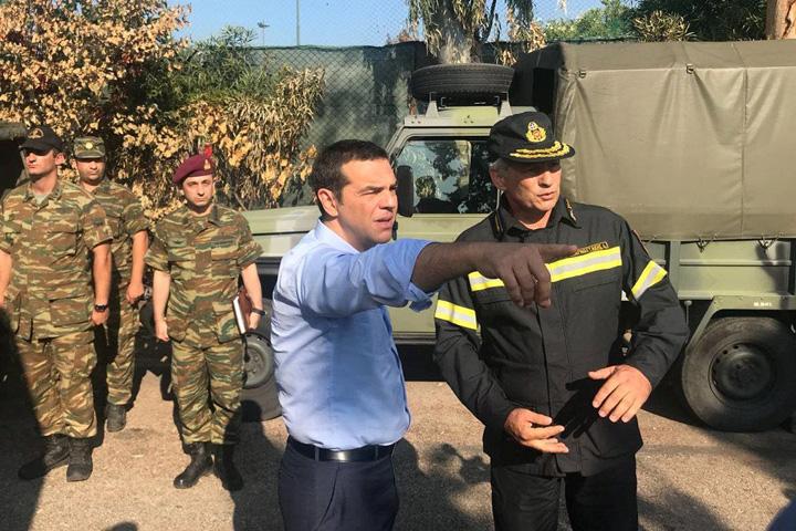 tsipras 2 Dupa 7 zile, Tsipras se joaca cu focul