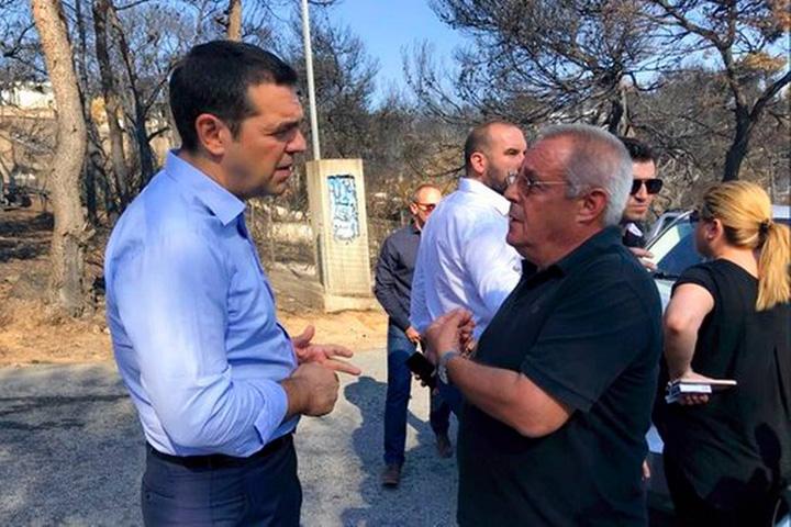 tsipras Dupa 7 zile, Tsipras se joaca cu focul
