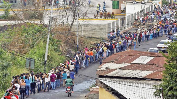 venezuela mare Tara cu inflatie de 1.000.000%
