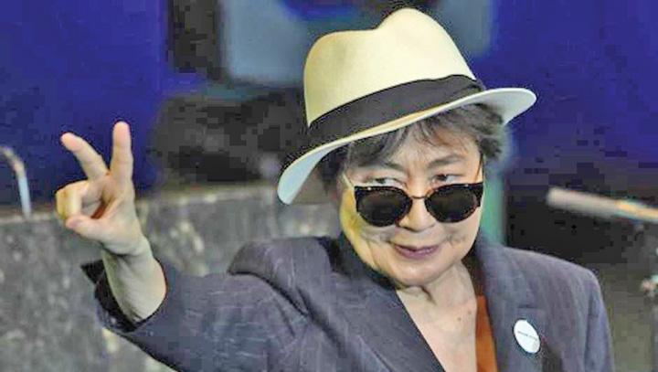 yoko ono La 85 de ani, Yoko Ono scoate un nou album
