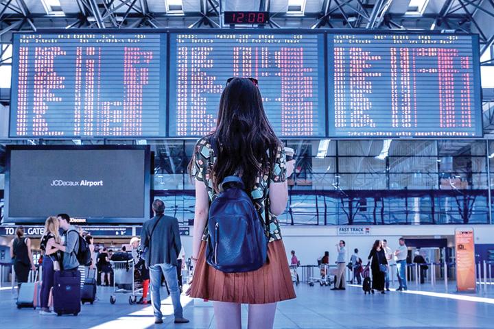 zboruri intarzieri Pasagerii afectati de grevele companiilor aeriene nu pot cere despagubiri