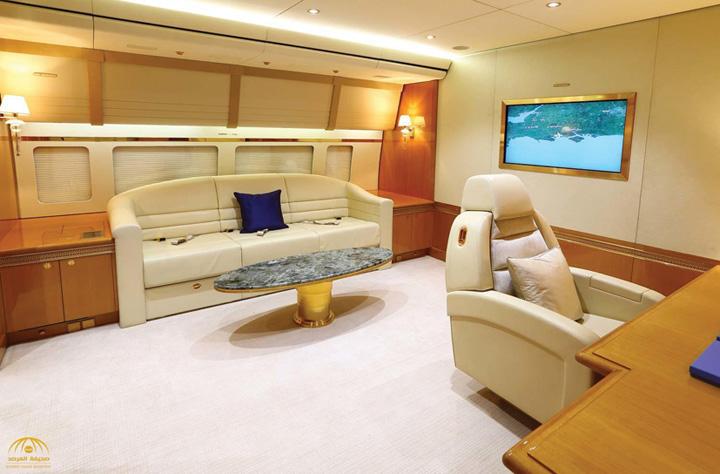 4 Familia regala din Qatar isi vinde palatul zburator
