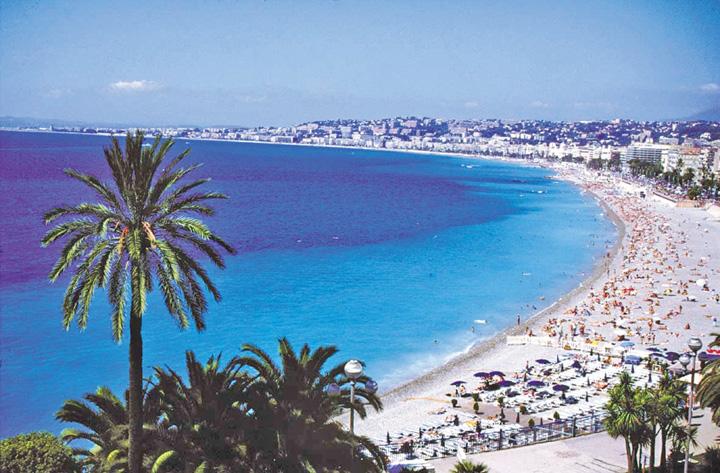 Cote dA Nice coast Politisti romani, pe Coasta de Azur. Un pic mai bine pentru milionari