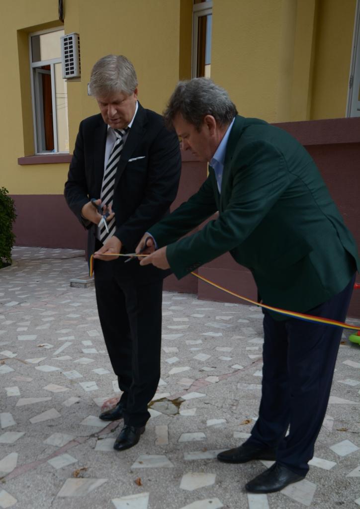 Inaugurare cresa noua 1 Inca o cresa pe model danez s a deschis in sectorul 1