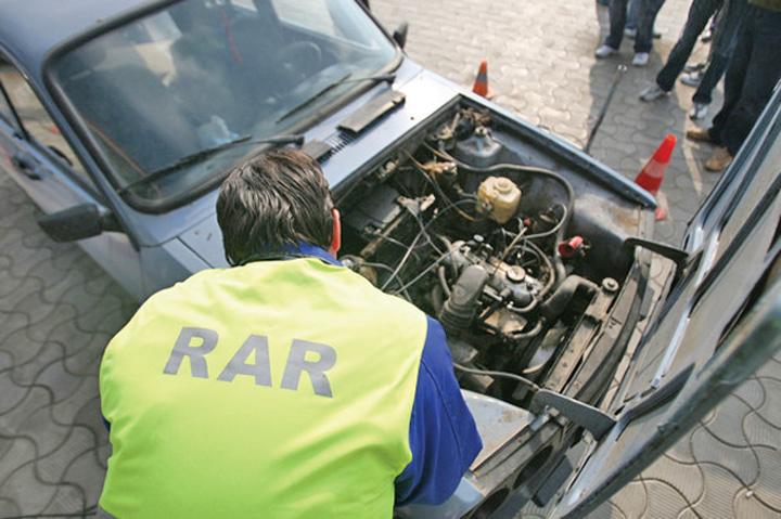 RAR RAR  pregateste cazierul autoturismelor