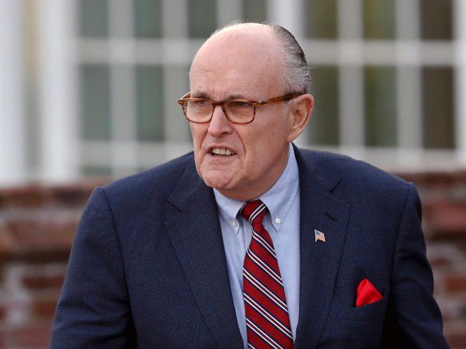 Rudolph Giuliani 1 667x500 Iohannis fata in fata cu Giuliani
