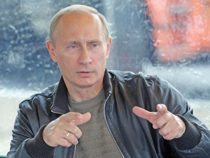 "Vladimir Putin 12020 Putin joaca in ""Petrica si lupul"""