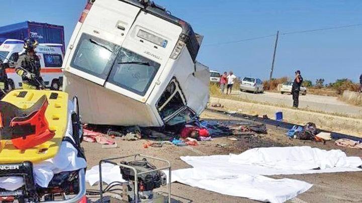 accident Salvini denunta importul de sclavi din Romania