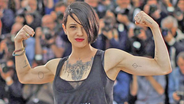 asia argento Victima #MeeToo, acuzata de agresiuni sexuale