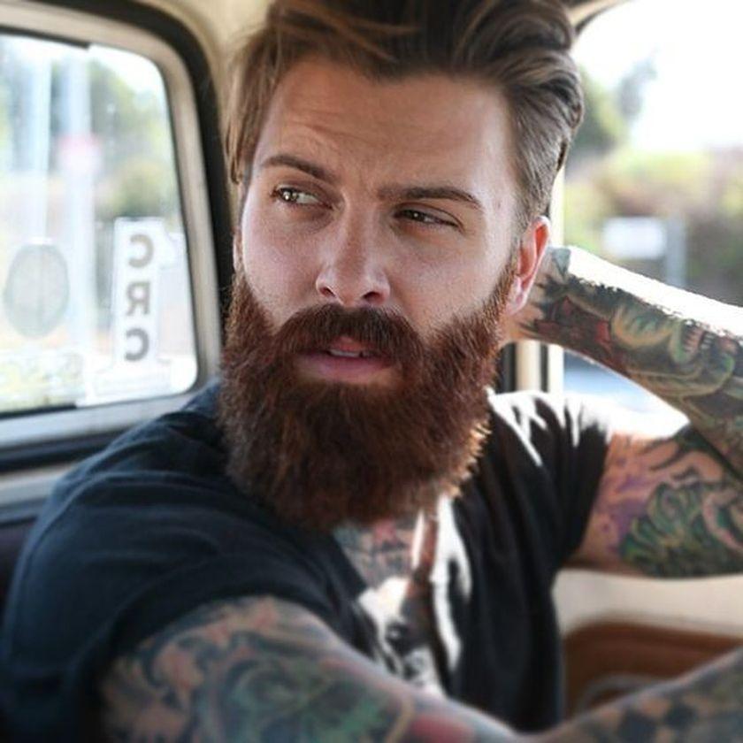Site- ul barbatului pentru barba? i