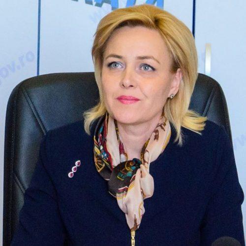 carmen dan 500x500 Motiunea simpla la adresa ministrului de Interne, respinsa