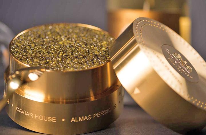 caviar Cine va exploata camara de petrol si caviar a lumii