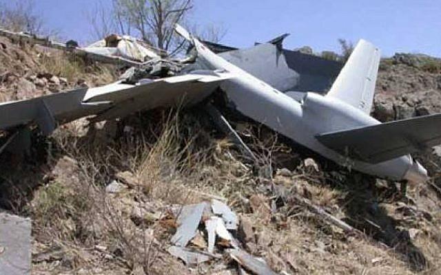 "drona 1 Scandalul ""dronelor kamikaze"""