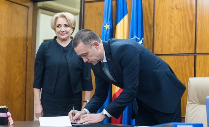 fifor dancila Fifor se lauda: Romania are rachete balistice la Deveselu!