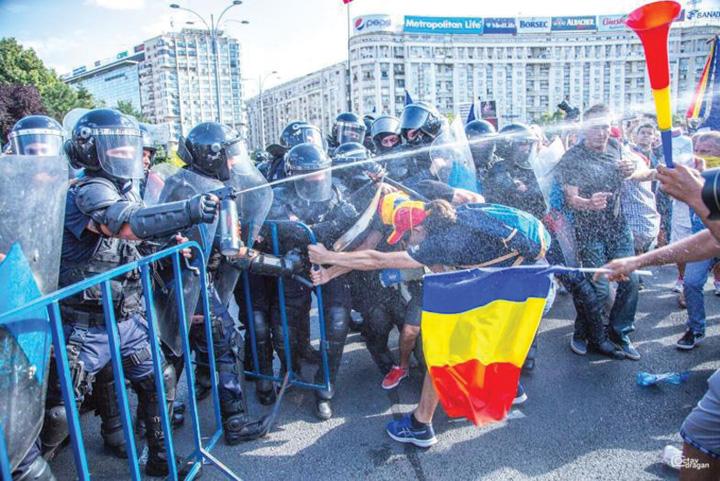 gaze Iohannis e mai rau decat PSD