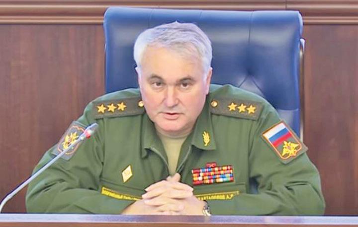 general Putin reinvie controlul ideologic al armatei