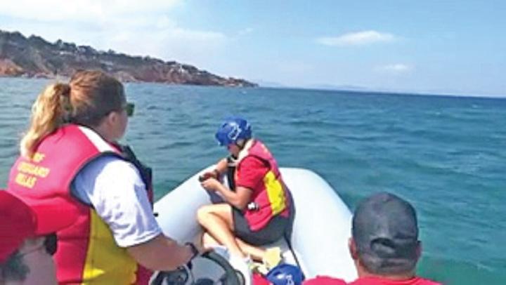 grecia 1 Grecia, voluntarii cauta cadavre in mare