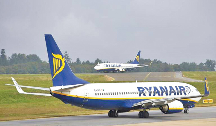 greva 1 Ryanair strica si vacantele din august