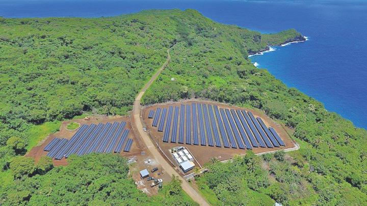 insula 1 Tesla face autonome insulele Samoa