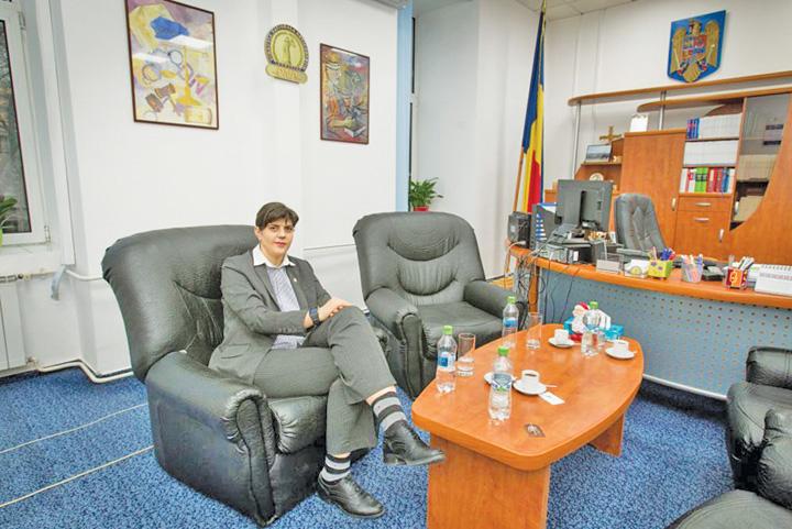 """laura codruta kovesi. jpg New Europe: Revocarea Laurei Codruta, """"o oportunitate de aur pentru Romania"""""""