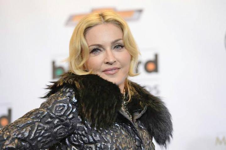 madonna Madonna are cu ce si la 60 de ani