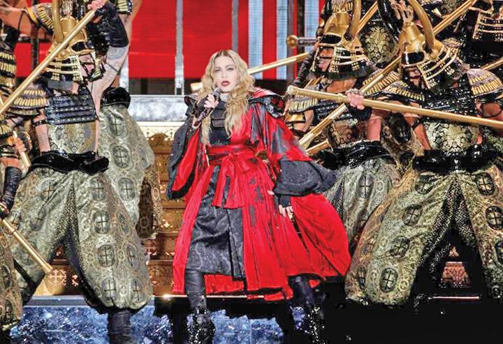 madonna1 Madonna are cu ce si la 60 de ani