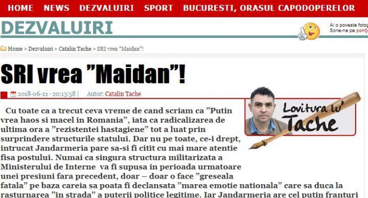 maidan 720x387 National avertiza inca din iunie: SRI vrea maidan!