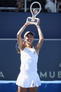 mihaela 199x300 Mihaela Buzarnescu a castigat primul titlu WTA din cariera (VIDEO)