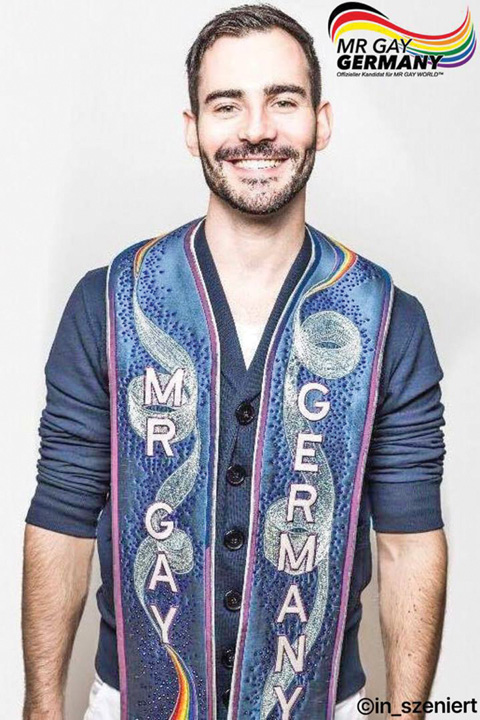 mr gay Mr Gay Europe 2018, ales in Polonia