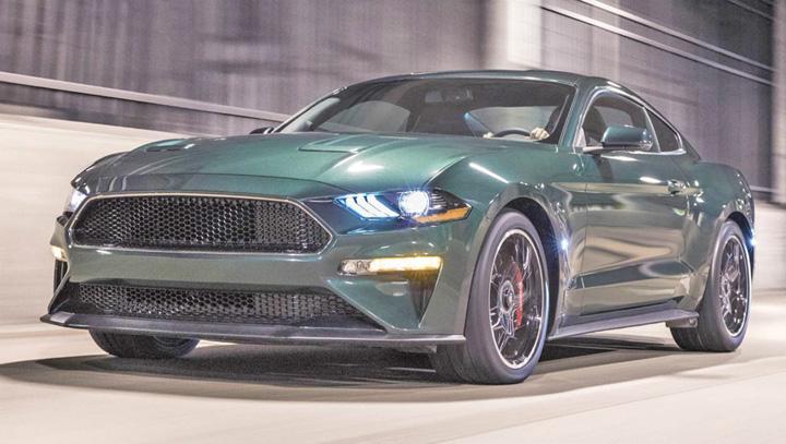 mustang 1 Legendarul Ford Mustang, la 10 milioane de exemplare