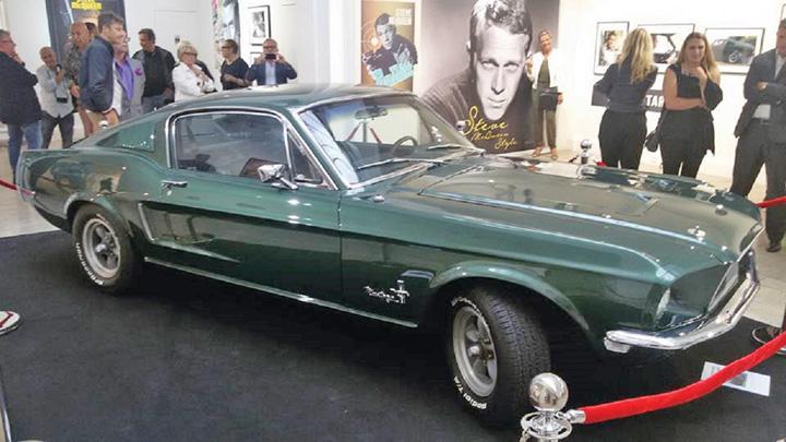 mustang Legendarul Ford Mustang, la 10 milioane de exemplare
