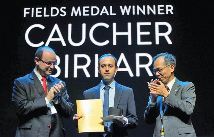 nobel Nobelul pentru matematica, furat imediat dupa decernare