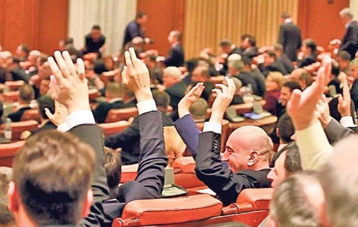 parlamentari Cand parlamentarii FAC lucruri trasnite!