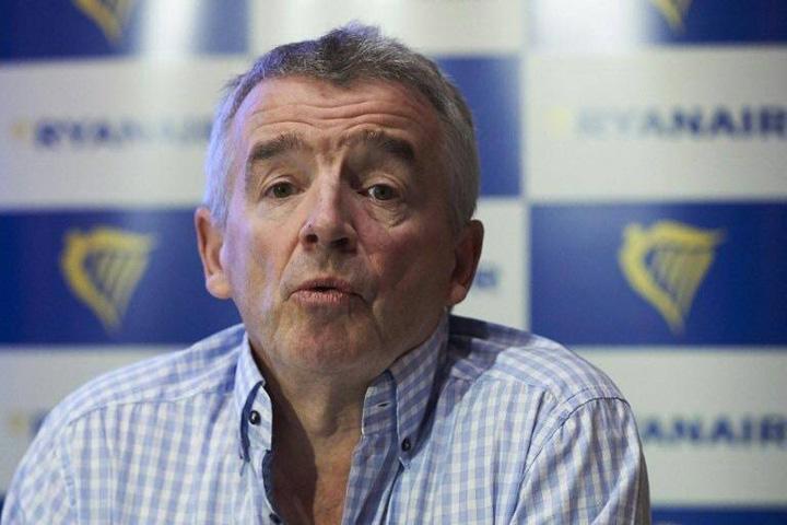 patron ryanair Patronul Ryanair renunta la un bonus baban